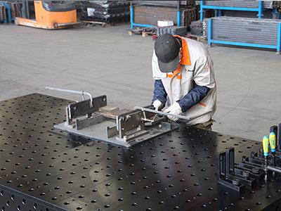 Universal tooling platform