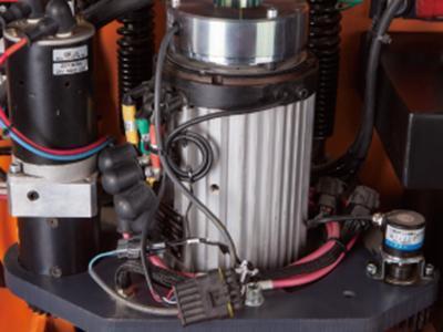 XE 1,000-2,000kg Electric Lift Stacker