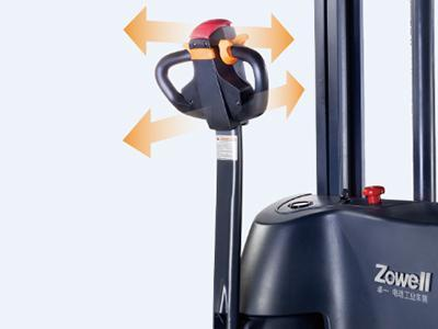 XEB 1,500kg Electric Lift Stacker