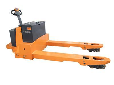 8,000kg Heavy Duty Electric Pallet Jack Truck